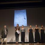 Cristina Samrbuna, Cristina Cotta Ramusino, Mario Campi e le ballerine della scuola Dancing Space