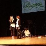 Cristina Sambruna (Presidente Arianna) e Anna Zucconi, Assessore alle Politiche Sociali del Comune di Pavia