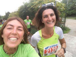 Il nostro Presidente Cristina Sambruna, insieme al Vicesindaco Angela Gregorini